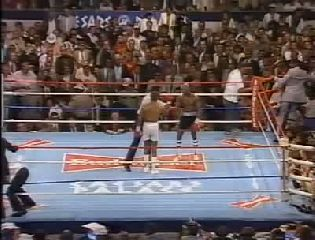 Marvelous Marvin Hagler vs Sugar Ray Leonard