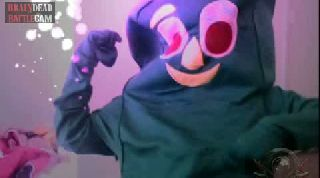 Battlecam.com - Gumby on drugs and dubstep