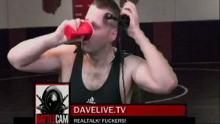 Davelive Impersonates Gary_Busey_For_President.. PART 2.. REAL TALK!.. on Battlecam.com