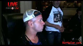"Zolar Pranks Mike, ""The Situation"".. on Battlecam.com"