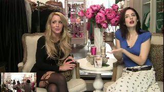 Alexandra Bard with Raylene Bartolacci at 9021Go.com