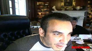 Alki David Ear Rapes Croftman.. on Battlecam.com
