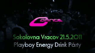 Sokolovna Vracov - Playboy Energy Drink Party