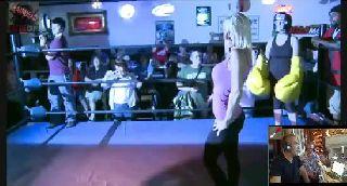 Octomom vs Jen live fight on Battlecam.com