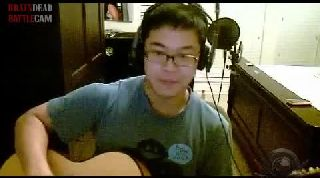 Jett singing on battlecam.com