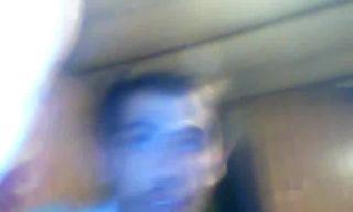 Mr.NiceGuy Sets His Hair On Fire On Battlecam.com