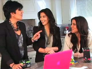 Kim, Khloe and Kris Getting Real with U by Kotex.mp4