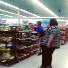 Strange People At Walmart - Billy The Fridge