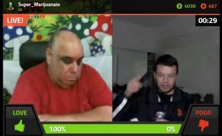Wingmans Part Your Hair Challenge On Battlecam.com