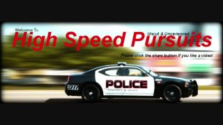 Missouri Police Chase Dodge Magnum Shooting AK-47 At Police (Dashcam)