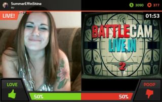 The Real Justin Show on Battlecam.com