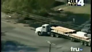 Craziest police chase ever