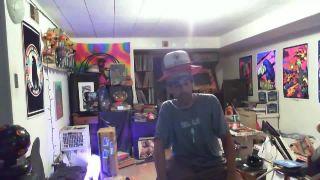 RUEN Plays With His Balls on Battlecam.com