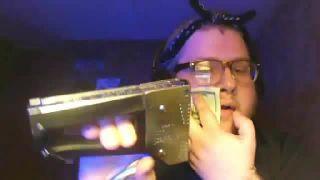 Chris Bama - Staples Money to His Face on Battlecam.com