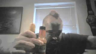 Tattooed_Rambler - Brushes Teeth with 4 Different Hot Sauces on Battlecam.com