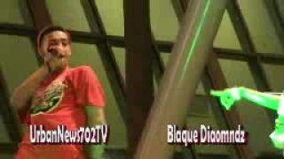NewNews702tv:  Blaque Diamondz