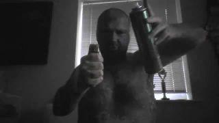 Tattooed_Rambler - Sets His Armpit on Fire on Battlecam.com