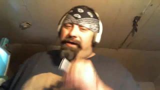 BigChaos-951 - Eats a Cigarette then Eats and Snorts Old Dog Food on Battlecam.com
