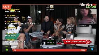 Battlecam Live - Interview with Mark Hewlett, Winner of Fear Factor - Part 2
