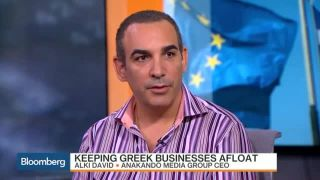 Alki - Bloomberg /State of Greek Economy