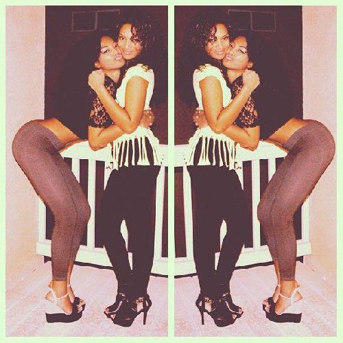 me and my sis vanilla