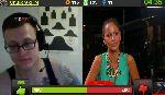 Chug and Anya on Battlecam.com