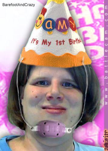 Happy Biwthday Amy