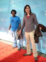 Wisdom-Joe and Pa-Onyx at red carpet event was amazing! SIFFSeattle, Wa. International Film Festival