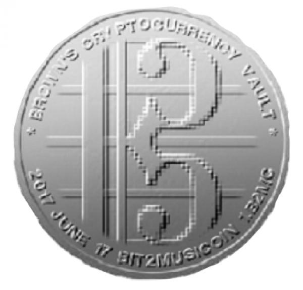 Bit2MusicToken Logo 2