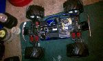 TMAXX 3.3 HIDING IT OUT SIDE OLD LADY DONT KNOW I JUST WENT AND BOUGHT THAT 400.00
