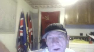 iSpider Burns the Russian / Canadian Flag on Battlecam.com