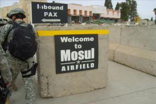 144th MP in Mosul, Iraq I was there. 2006-2007