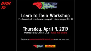 Preview From WBA & DHL  Learn To Train Basketball Workshop