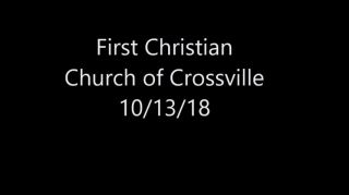 First Christian Church of Crossville sermon