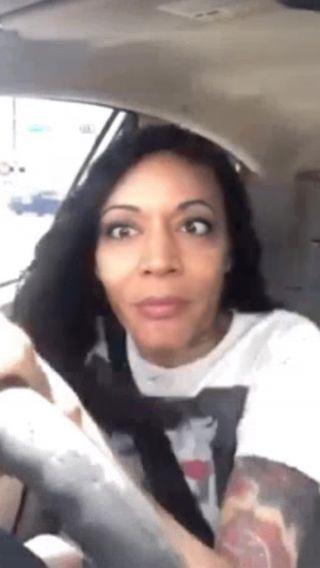 Kamala Harris Going To Her Night Job