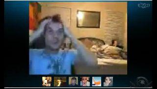 Melissa slaps Ohai AGAIN! on Battlecam
