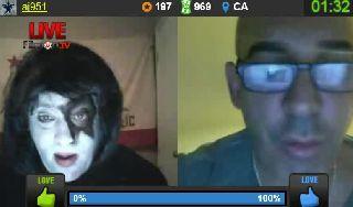 Alki Telling AJ that Erin Probably Hates Him on Battlecam.com