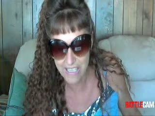 Debbie The Pet Lady Pizza Challenge.. on Battlecam.com