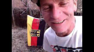 iSpider - Burns German Flag on Battlecam.com